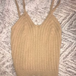 Kendall and Kylie Sweater Tank